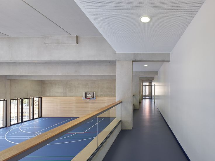 Vorhang auf - Sporthalle in Ulm