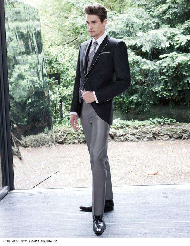 UOMO- 15 Perché l'#uomo di oggi è molto esigente quando si parla di #moda ed abbigliamento da #matrimonio. A lui #Mariages dedica capi di abbigliamento da matrimonio per l'uomo di classe. www.mariages.it