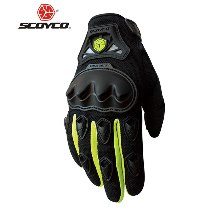 SCOYCO Motorcycle Gloves Summer Breathable Wearable Protective Guantes Moto Luvas Alpine Motocross Stars Gants Moto Verano guant #men, #hats, #watches, #belts, #fashion
