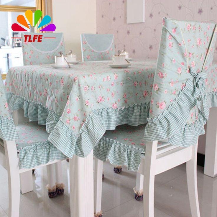 Tlfe ev ve bahçe avrupa ev tekstil baskılı kare/dikdörtgen masa örtüsü masa ve sandalye örtüsü yemek masa örtüsü zb076(China (Mainland))