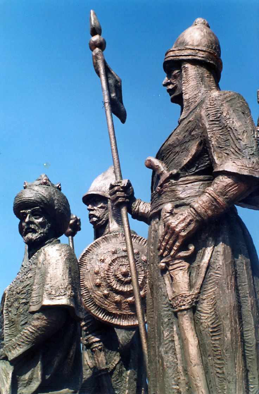 Monument of Akçakoca, Osman Gazi, Konuralp