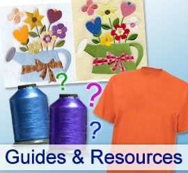 Embroidery Library - Helpful How-Tos