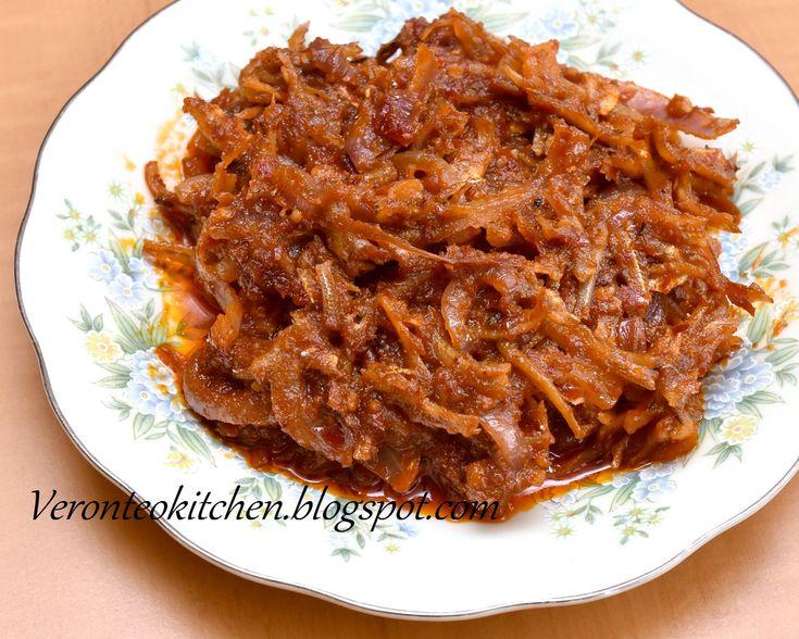 Veronica's Kitchen: Nasi Lemak, Belacan Chilli Paste