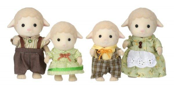 Famille Mouton, Sylvanian Families
