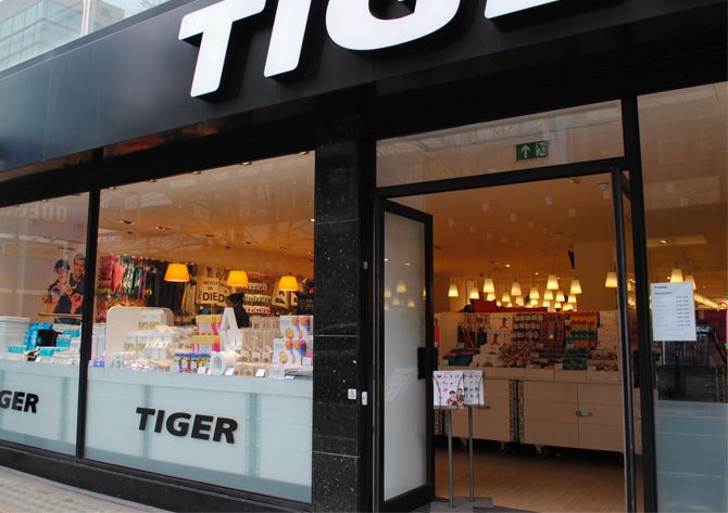 Flying Tiger, a.k.a. Tiger - They have everything from stationery to home good, all for a good price.