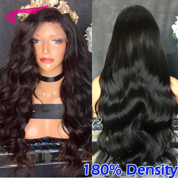 Top 7A Grade Best Full density Virgin BrazilianThick Human Hair Wig Full Lace Wig Cheap Human Hair Lace Front Wig Glueless Wig