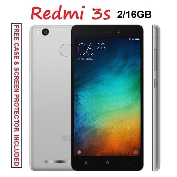 Buy now Xiaomi RedMI 3S 5″Dual SIM Smartphone online at Hazoutlet. Check out Xiaomi Redmi 3s Specifications, Features like Octa Core 64bit CPU, 2GB RAM, 16GB ROM, 3G and 4G Unlocked, Android 5.1 Lollipop etc.Visit Now!