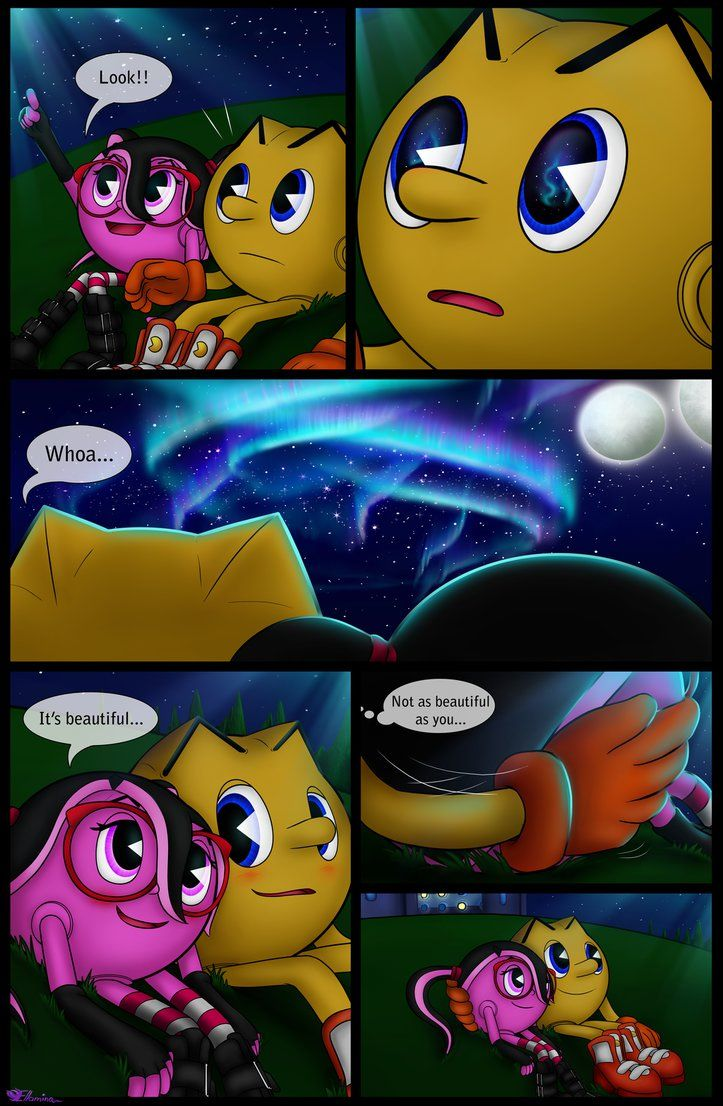 PMATGA - Stargazed Love page 9 by Ellamina