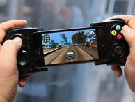 Grand Theft Auto: San Andreas plus iOS 7 controller equals the future of iPhone gaming Will controllers turn iOS devices into true handheld game devices? Rockstar's newest Grand Theft Auto on iOS is the best reason yet to get one.