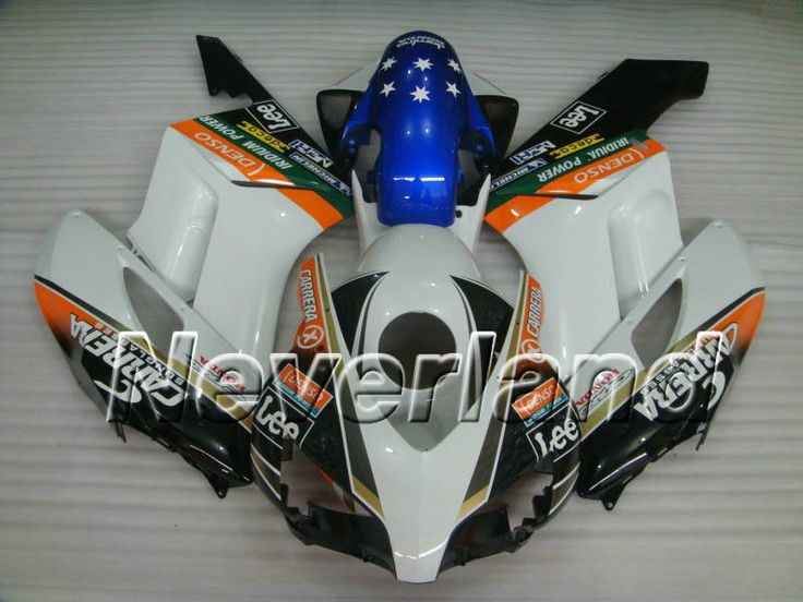 Honda CBR 1000RR 2004-2005 ABS Fairing - Lee #2005hondacbr1000rrfairings #2004cbr1000rrfairings