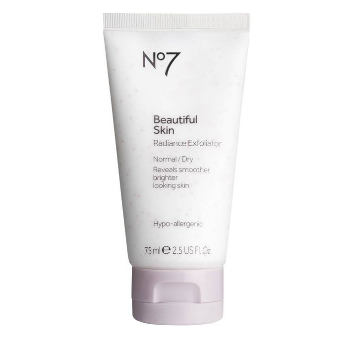 Rank & Style - No7 Beautiful Skin Radiance Exfoliator #rankandstyle
