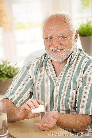 Alter Mann Meme