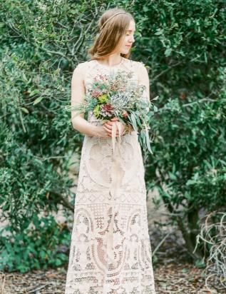 Styled Shoot by Melbourne's Pitinada published by White Magazine Blog  in July 2015 | Bride La Boheme Wedding Adornments #bridalheadpeces #weddingaccessories #bridelaboheme ( Instagram @bridelaboheme)