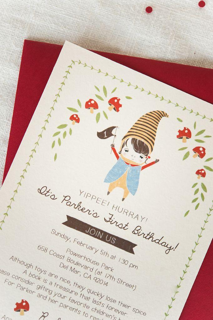 heel schattig! deze uitnodiging - kinderfeest - eikenstamtafel.be