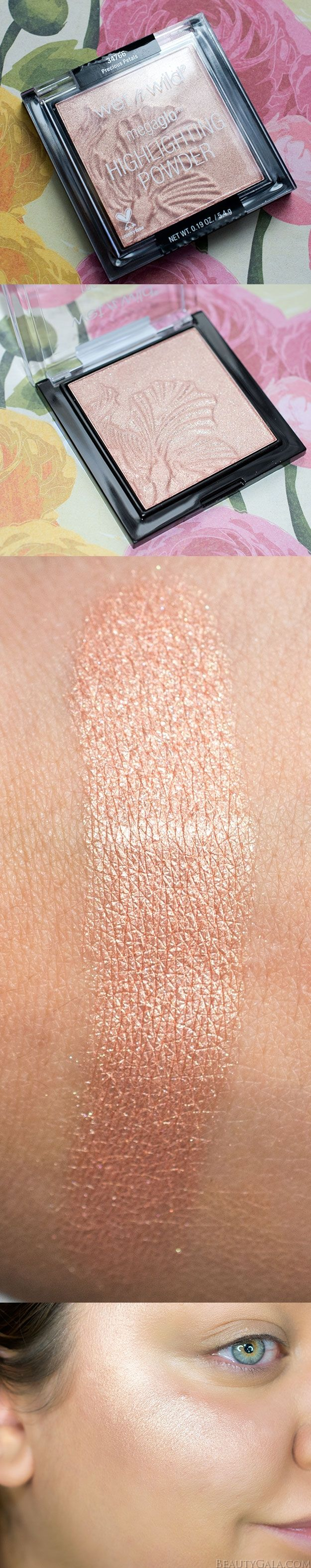 "Wet n Wild Highlighting Powder in ""Precious Petals"""
