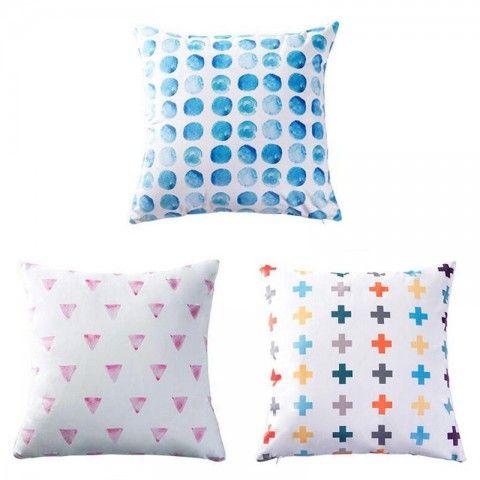 Blue Pillows for sofa