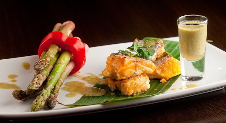 'Presentation is everything' at Lemongrass, one of the best restaurants in Chichester.