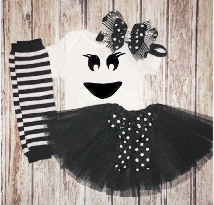 Halloween baby toddler Girl Outfit, Ghost halloween costume, black Silver white Ghost tutu set, halloween outfit, Ghost Shirt, Big Hair Bow by Thehairbowstorenmore on Etsy https://www.etsy.com/listing/455302864/halloween-baby-toddler-girl-outfit-ghost