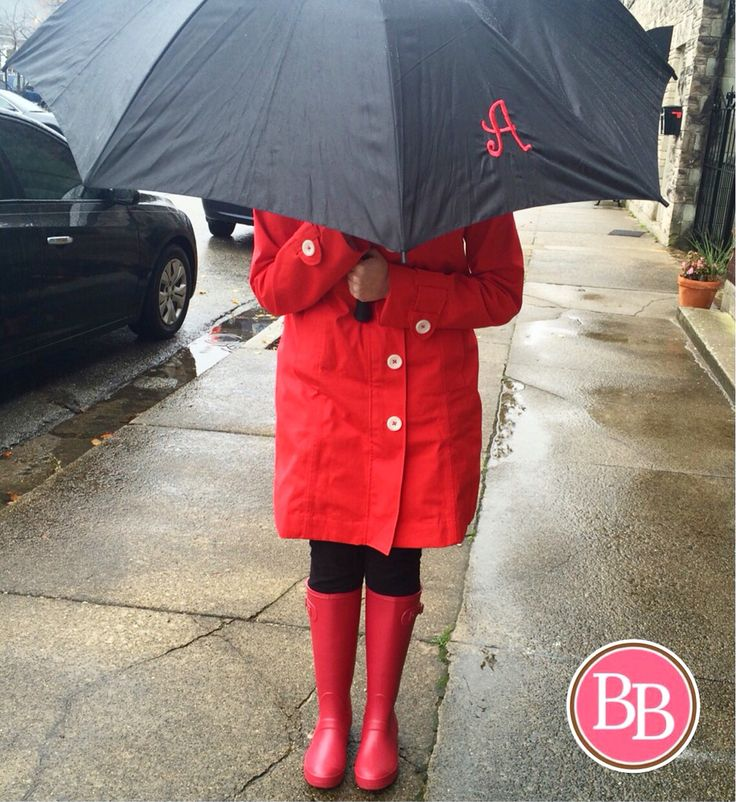 Rain, rain, go away - The BB Girls need to take pics today!! ☔️ • Monogram Buckle Rain Boots! ($29.99) • Available in Black, Grey, and Red!! www.brandisboutiqieshop.co > Ladies > Footwear