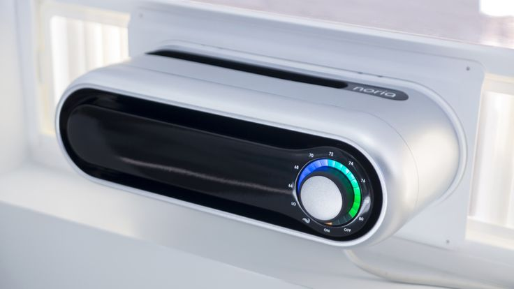 Noria is the first window air conditioner designed entirely with you in mind.  Gift for my mom???