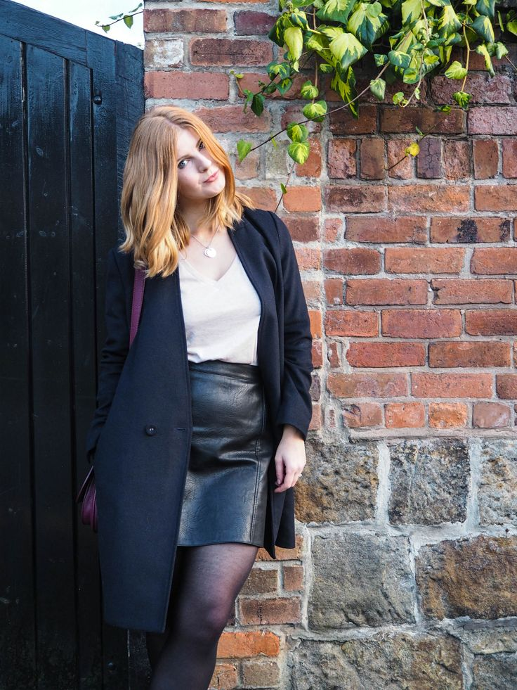 Battles With Leather Skirts, Legs And Wearing Whatever The Hell You Want // The Gem Agenda Blog