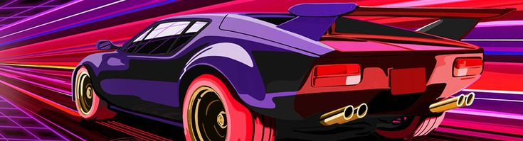 Outrun: Royalty Free Synthwave Tracks with a Retro Vibe #music #royaltyfree