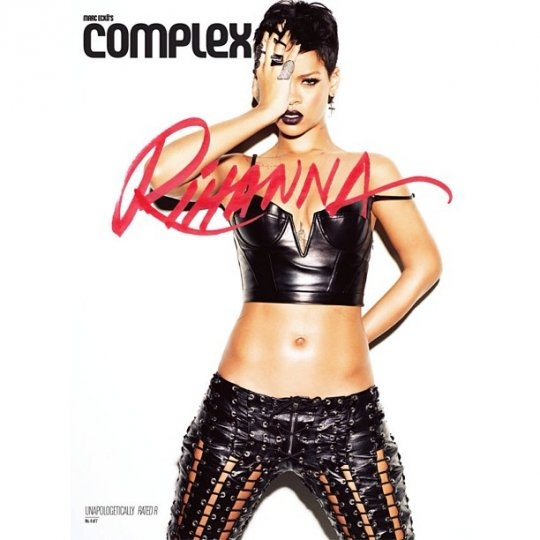 Rihanna Celebrates Her 7th Album With 7 Different Complex Magazine Covers (PHOTOS) | Global Grind