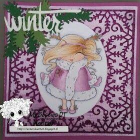 My Besties fluffy winter