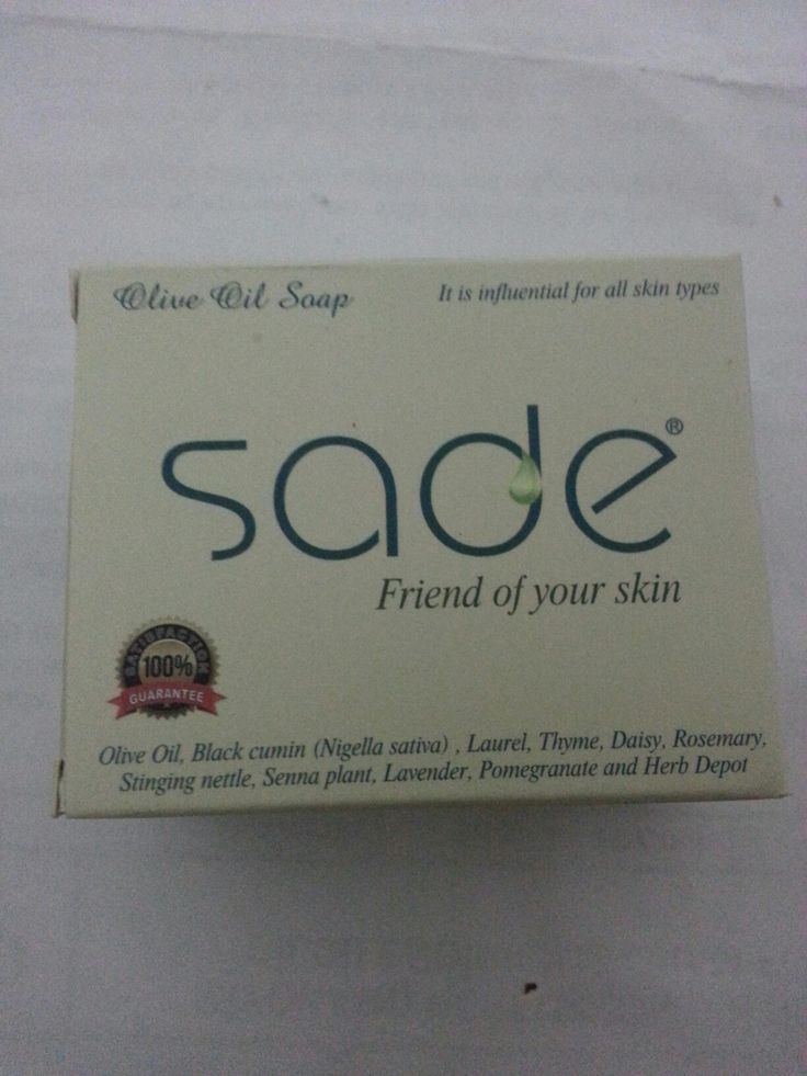 Olive soap's
