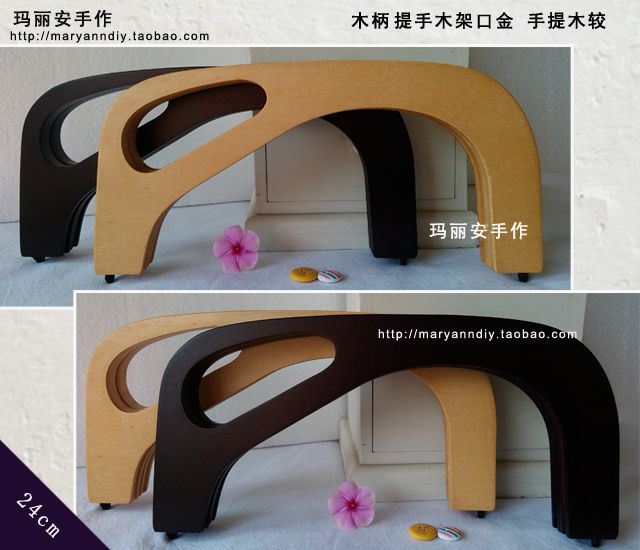 wooden bag handles - Google Search
