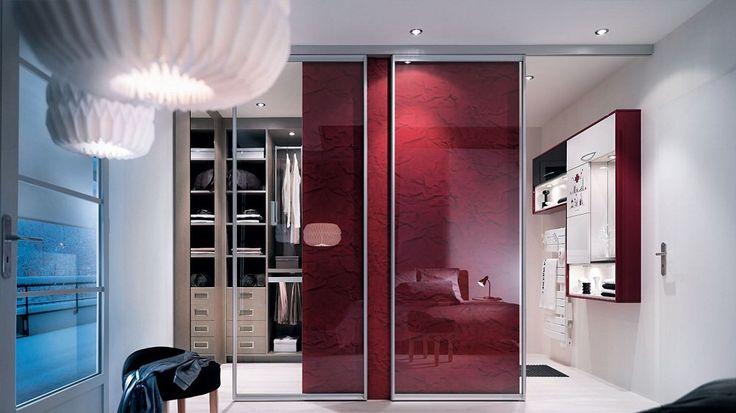 les 85 meilleures images du tableau dressing sur pinterest chambres vestiaire et dressing. Black Bedroom Furniture Sets. Home Design Ideas