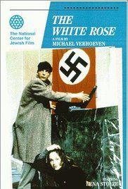 Die weiße Rose Poster