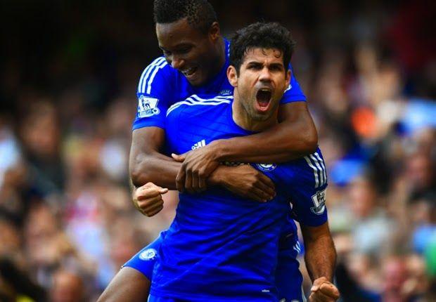 Diego Costa Akan Bermain melawan Manchester United Malam Ini
