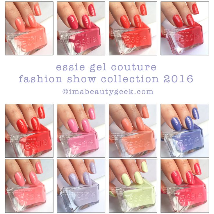 17 best Essie gel couture images on Pinterest | Nail scissors, Nail ...
