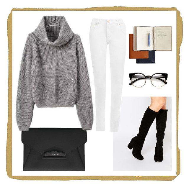☕️ by betti-nyilas on Polyvore featuring polyvore, fashion, style, WearAll, Faith and Givenchy