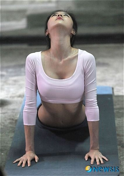 Park Han-Byul 박한별 요가 13p   Actress Park Han-Byul   요가