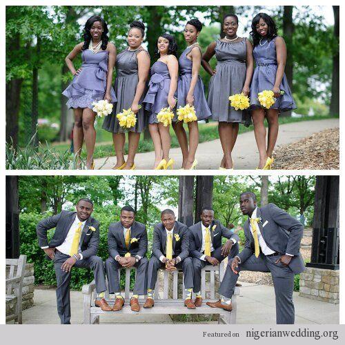 Wedding Party Color Ideas: 72 Best Bridal Party Color Combination Ideas Images On