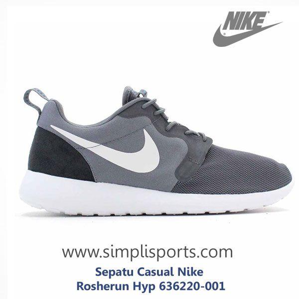 Sepatu Sneakers Casual Nike Rosherun Hyp ORIGINAL 636220-001  www.simplisports.com http://simplisports.com/Sepatu-Sneakers-Nike-Indonesia/pusat-penjualan-pemasaran-sepatu-sneakers-casual-nike-asli/Sepatu-Casual-Nike-Rosherun-Hyp-ORIGINAL-636220-001