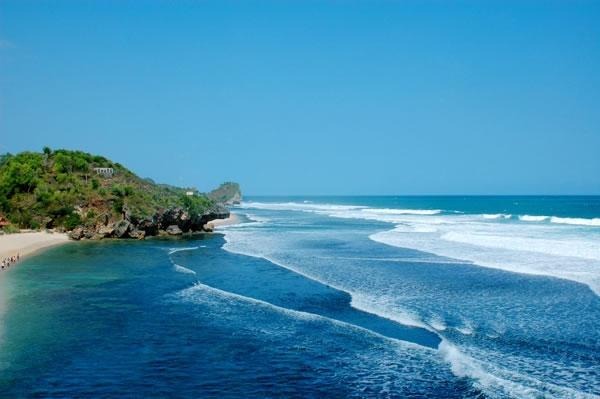 Pantai Sepanjang - Yogyakarta