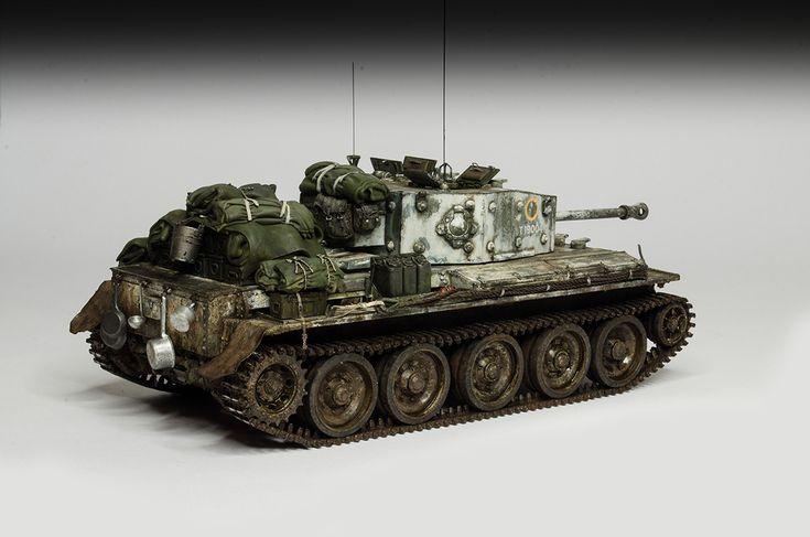 infantry tank mk.iii valentine mk.xi (op)