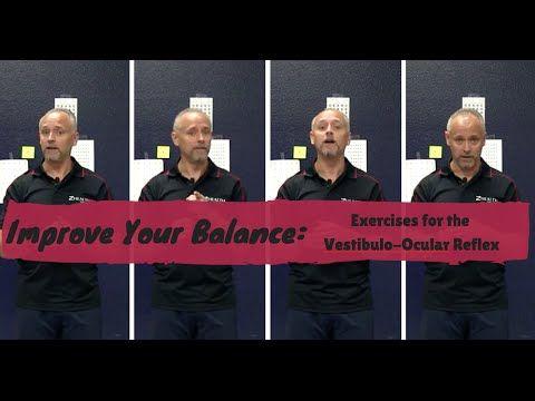 improving balance simple exercises to improve balance
