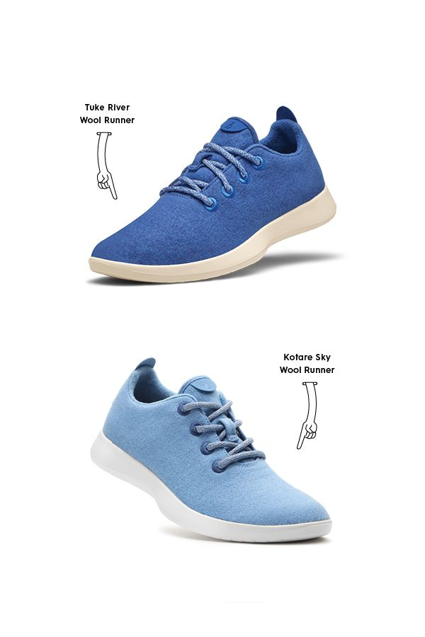 c5dc2838 Need help picking the right color pair of Allbirds shoes for you? Here's  the difference