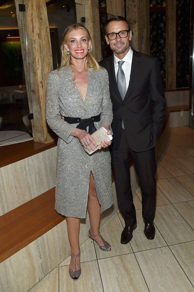 "Tim McGraw Photos Photos - Faith Hill and Tim McGraw attend the after party for Lionsgate Hosts the World Premiere of ""The Shack"" at Gabriel Kreuther on February 28, 2017 in New York City. - Lionsgate Hosts the World Premiere of 'The Shack' - After Party"