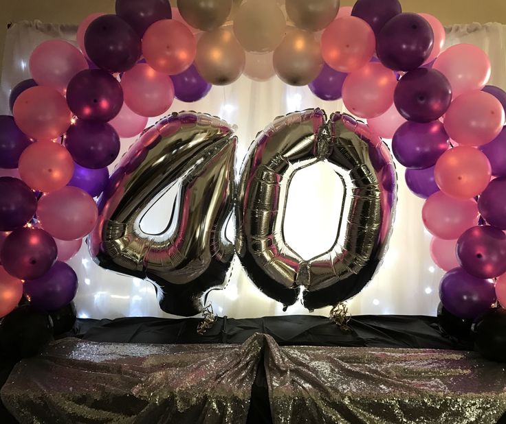 127 best Party Decorations by Violet Balloonz images on Pinterest