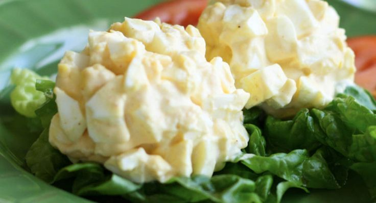 Easy Egg Salad Recipe   McCormick