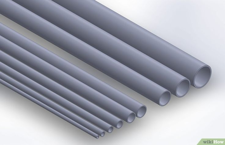 Image titled Determine PVC Pipe Size for a Project Step 1Bullet1