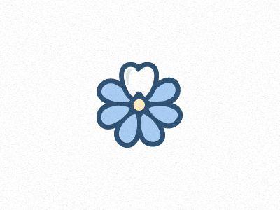 dentist ddd1 25 Fantastic Plant & Flower Logos
