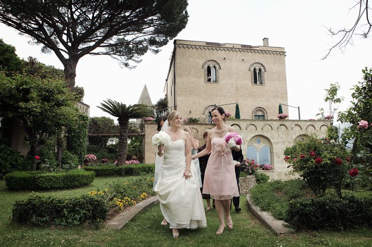 WEDDING IN RAVELLO T & J BY IRA ITEM EVENTI EXTRAORDINARI