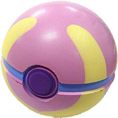 Pokemon Soft Foam 2.5 Inch Pokeball Toy Heal Ball – Pokemon Toys: Soft toys