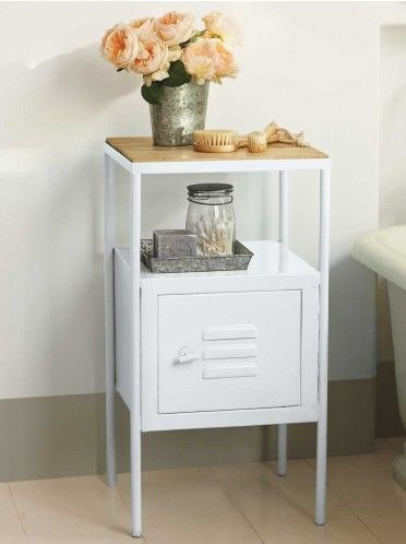 Retro Industrial Storage Units $98 (out of stock)